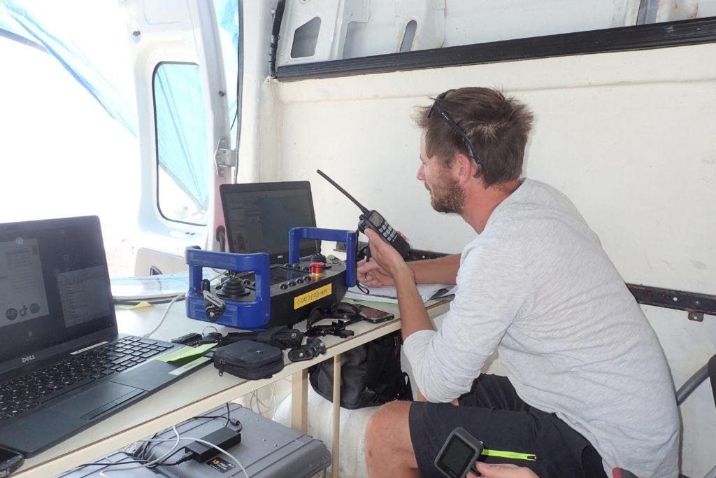 Prélèvements d'eau dans la Baie d'Aytré 1