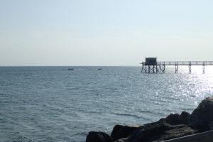 Prélèvements d'eau dans la Baie d'Aytré 2